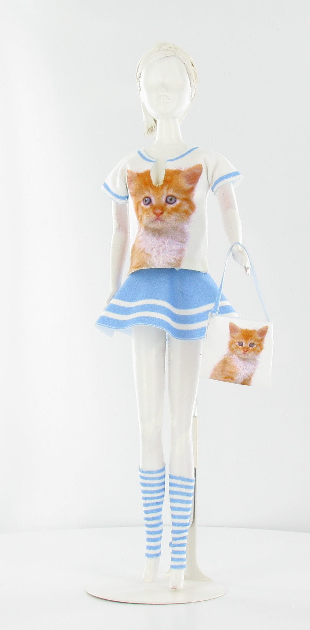 Dress Your Doll - Tiny Cat